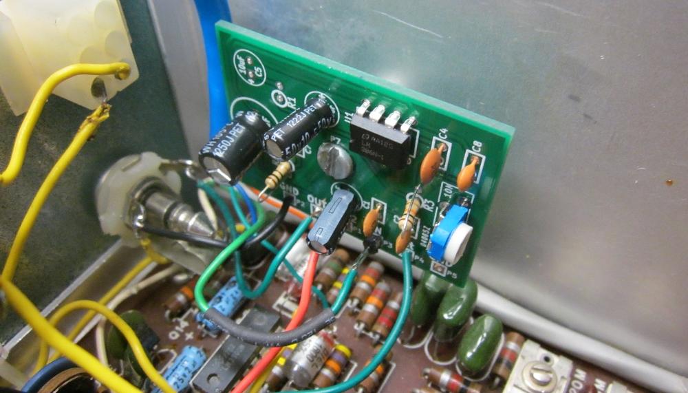 heathkit hw 8 schematic  | kc9on.com